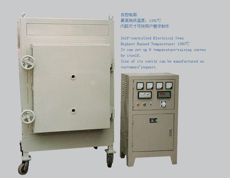 小型电窑220v电路图